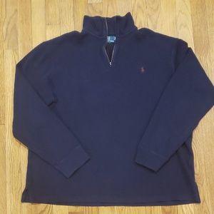 Ralph Lauren Long Sleeve Half Zip XL